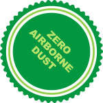 Zero Airbourne Dust